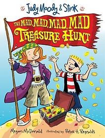 """<font title=""""The Mad, Mad, Mad, Mad Treasure Hunt (Paperback)"""">The Mad, Mad, Mad, Mad Treasure Hunt (Pa...</font>"""