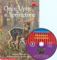 """<font title=""""Once Upon a Springtime - Scholastic Hello Reader CD Set 2-20 (Paperback+Audio CD)"""">Once Upon a Springtime - Scholastic Hell...</font>"""
