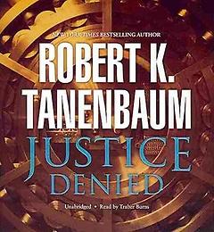 Justice Denied (CD / Unabridged)