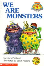 We Are Monsters - Scholastic Hello Reader CD Set 1-19 (Paperback+Audio CD)