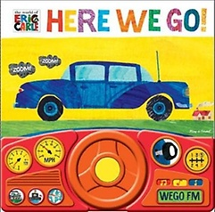 Play-a-Sound: Here We Go! (Board Book)