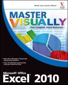 Master Visually Excel 2010 (Paperback)
