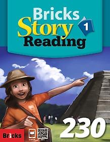 "<font title=""Bricks Story Reading 230 Level 1 (Student Book+Workbook+E.CODE)"">Bricks Story Reading 230 Level 1 (Studen...</font>"