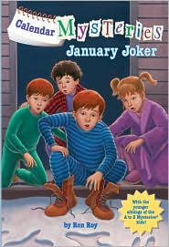 Calendar Mysteries #1: January Joker (Paperback)