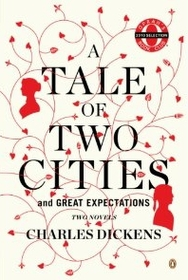 """<font title=""""Tale of Two Cities And Great Expectations (Paperback/ Rough-Cut Edition)"""">Tale of Two Cities And Great Expectation...</font>"""