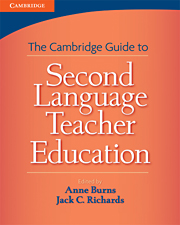 "<font title=""Cambridge Guide to Second Language Teacher Education (Paperback)"">Cambridge Guide to Second Language Teach...</font>"