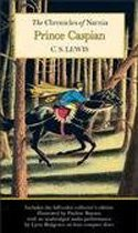 """<font title=""""Prince Caspian : The Chronicles of Narnia 4 (Paperback+CD/미국판)  """">Prince Caspian : The Chronicles of Narni...</font>"""
