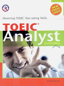 "<font title=""TOEIC Analyst: Student Book (2nd Edition/ Paperback+MP3 CD)"">TOEIC Analyst: Student Book (2nd Edition...</font>"