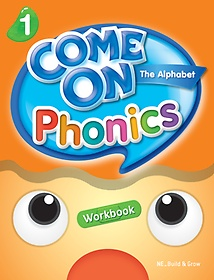 Come on Phonics 1: Work Book (Paperback)