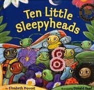 Ten Little Sleepyheads (Paperback)