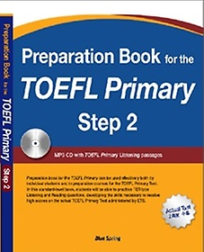 """<font title=""""Preparation Book for the TOEFL Primary Step 2"""">Preparation Book for the TOEFL Primary S...</font>"""