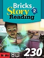 Bricks Story Reading 230: Level 2 (Student Book+Workbook+E.CODE)