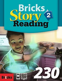 "<font title=""Bricks Story Reading 230: Level 2 (Student Book+Workbook+E.CODE)"">Bricks Story Reading 230: Level 2 (Stude...</font>"