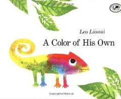 그림책 A Color of His Own (Paperback)