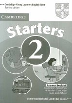 """<font title=""""Cambridge Young Learners English Tests Starters 2 : Answer Key (2nd Edition/ Paperback)"""">Cambridge Young Learners English Tests S...</font>"""