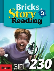 "<font title=""Bricks Story Reading 230: Level 3 (Student Book+Workbook+E.CODE)"">Bricks Story Reading 230: Level 3 (Stude...</font>"