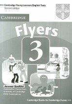 """<font title=""""Cambridge Young Learners English Tests Flyers 3 : Answer Key (2nd Edition/ Paperback)"""">Cambridge Young Learners English Tests F...</font>"""
