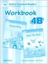 Oxford Storyland Readers 4B Workbook - Superboy, Joey the Bird (Paperback)