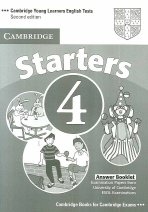 """<font title=""""Cambridge Young Learners English Tests Starters 4 : Answer Key (2nd Edition/ Paperback)"""">Cambridge Young Learners English Tests S...</font>"""