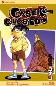 Case Closed, Volume 36 (Paperback)