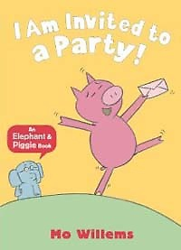 I Am Invited to a Party (Paperback)