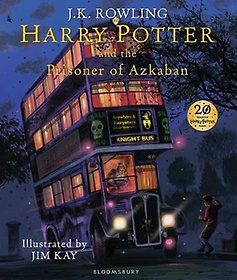 """<font title=""""Harry Potter and the Prisoner of Azkaban: The Illustrated Edition (Hardcover / 영국판)"""">Harry Potter and the Prisoner of Azkaban...</font>"""