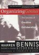 Organizing Genius (Paperback)