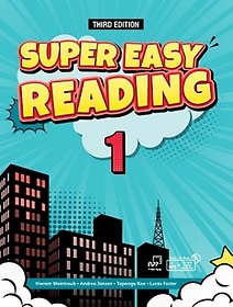 "<font title=""Super Easy Reading 1 : Workbook (3rd Edition)"">Super Easy Reading 1 : Workbook (3rd Edi...</font>"