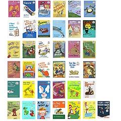 Dr.Seuss Beginner 시리즈 37종 Set
