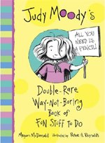 The Judy Moody Double-rare Way-not-boring Book of Fun Stuff to Do (Paperback)