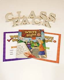 Write Right 1 Class Pack