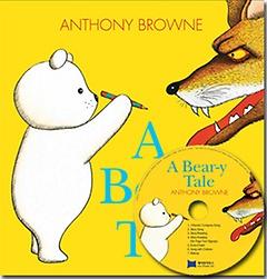 [노부영]A Bear-y Tale (Paperback+CD)