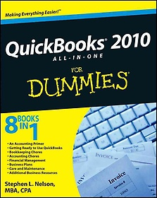 "<font title=""Quickbooks 2010 All-in-one for Dummies (Paperback)"">Quickbooks 2010 All-in-one for Dummies (...</font>"