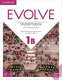 """<font title=""""Evolve Level 1B With Practice Extra (Paperback/ Student Edition.)"""">Evolve Level 1B With Practice Extra (Pap...</font>"""