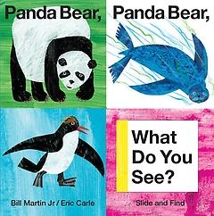 """<font title=""""Panda Bear, Panda Bear, What Do You See? (Board Book)"""">Panda Bear, Panda Bear, What Do You See?...</font>"""