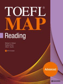TOEFL MAP Reading Advanced