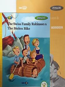 "<font title=""[EBS 초등영어] EBS 초목달 Saturn 6-2 세트 The Swiss Family Robinson & The Stolen Bike"">[EBS 초등영어] EBS 초목달 Saturn 6-2 세...</font>"