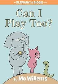 그림책 Can I Play Too? (Hardcover)