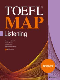 TOEFL MAP Listening