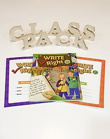Write Right 2 Class Pack