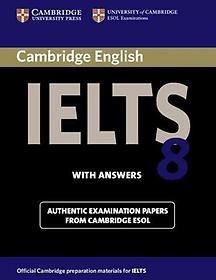 """<font title=""""Cambridge IELTS 8 : Student"""