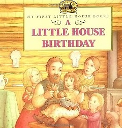 A Little House Birthday (Paperback)