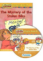 Arthur Chapter Book 8. The Mystery of the Stolen Bike (Paperback+CD)
