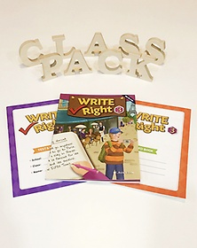Write Right 3 Class Pack
