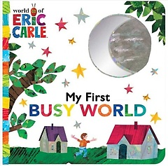 My First Busy World (Board Books)