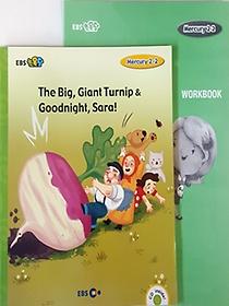 """<font title=""""[EBS 초등영어] EBS 초목달 Mercury 2-2 세트 The Big, Giant Turnip & Goodnight, Sara!"""">[EBS 초등영어] EBS 초목달 Mercury 2-2 세...</font>"""
