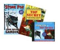 Stone Fox & Top Secret 패키지 (Paperback:2+ CD:2)