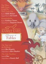 Rabbit Ears Treasury of Fables and Other Stories [UNABRIDGED] (Audio CD, 도서별매)