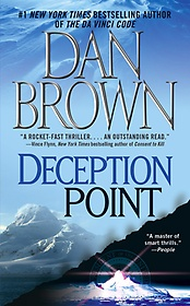"<font title=""Deception Point (Paperback/ Later Printing Edition)"">Deception Point (Paperback/ Later Printi...</font>"