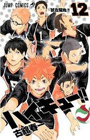 ハイキュ-!! 12 (コミック)